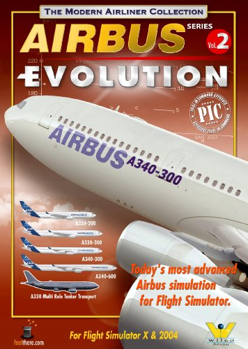 Airbus Evolution - Vol 2 (add-on pour microsoft flight simulator X & 2004) [import anglais]