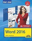 Word 2016 Bild für Bild lernen: sehen und können