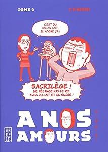 "Afficher ""À nos amours n° 02<br /> A nos amours"""