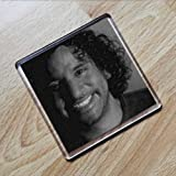 Seasons NAVEEN ANDREWS - Original Art Coaster #js004