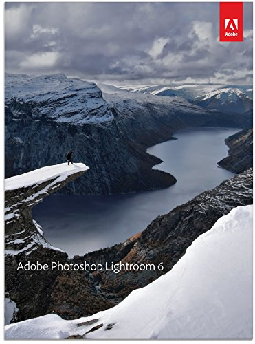 Adobe Photoshop Lightroom 6 Win und Mac (Download)
