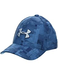 Under Armour Boy's Printed Blitzing 3.0 Casquette Garçon