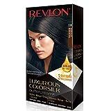 Revlon Luxurious Colorsilk Buttercream, Brown Black 1 Each by Revlon