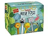 Professor Puzzle Safari Ring Toss Garten Spiel