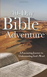 The 40-Day Bible Adventure Paperback (Value Books)