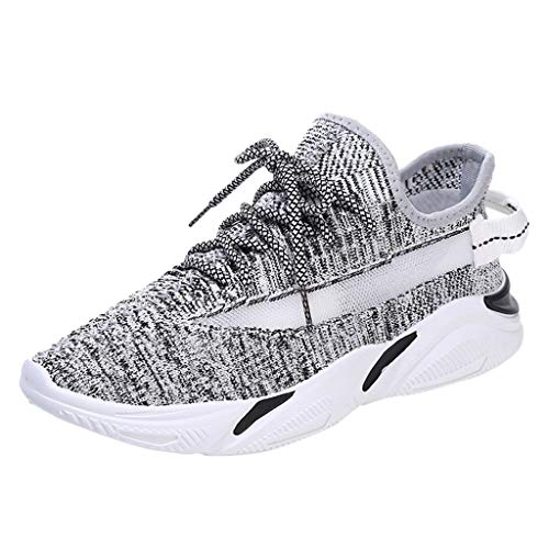 KERULA Sneakers, Men Breathable Outdoor Shoes Sneakers Fashion Summer Mesh Running Athletic Casual Day Ultra Lightweight Perforated Slip on Offroad Sport Sneaker für Damen & Herren