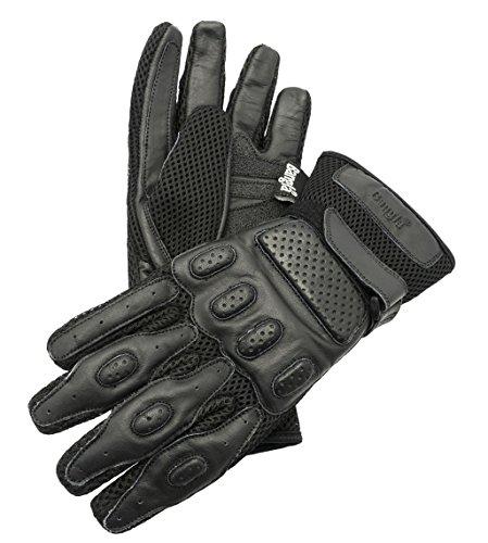 Bangla Motorrad Handschuhe Motorradhandschuhe Sommer schwarz XL 5009