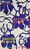 Antoine Emaz Gaston Miron N1031