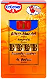 Dr. Oetker Bittermandel-Aroma, (4 x 2 ml)