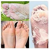 Diaowei piedi esfoliante Peel mask- Renew pelle morta cuticole piedi care-1talloni
