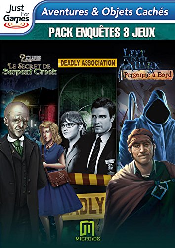 triple-pack-enquetes-mysteres-9-clues-deadly-association-left-in-the-dark