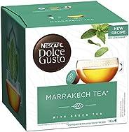 Nescafé Dolce Gusto MARRAKECH TEA - Thé - 16 Capsules (1 boîte x 16)