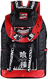 Anime Tokyo Ghouls Backpack Shoulder Bag Student Anime Backpack