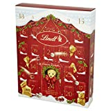 Lindt Bear Advent Calendar, 250 g