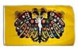 Flagge Heiliges Römisches Reich Deutscher Nation Quaterionenadler - 90 x 150 cm