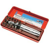"""Hilka 11670013 - Destornillador impacto Kit Craft Pro 13 piezas 1/2"""""""