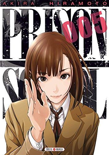 Prison school Vol.5 par HIRAMOTO Akira