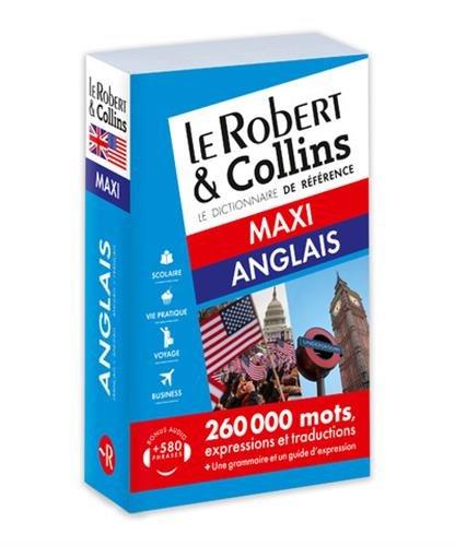 Dictionnaire Le Robert & Collins Maxi anglais par Collectif