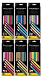 Spectrum Noir Colorista Bleistift Bundle, mehrfarbig, 6Stück