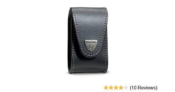 VICTORINOX LEATHER SHEATH POUCH MADE To Fit The SWISS CHAMP XLT 53504