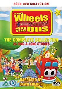 Wheels on the Bus The Complete Collection [DVD]