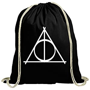 Film natur Turnbeutel Harry Triangle