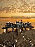 Rügen – Urlaubsparadies an der Ostsee 1000 Teile Puzzle hoch (CALVENDO Orte) - 2