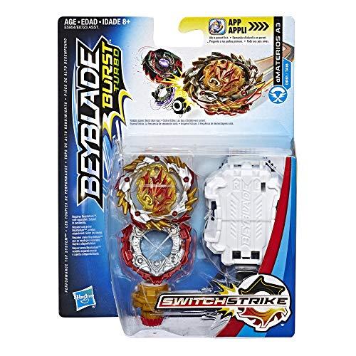BEY BLADE SwitchStrike Starter Pack Kreisel Beyblade Amaterios A3, E5954ES0