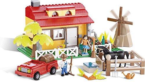 cobi-1864-action-town-farm-bauernhof-bauernhaus-landhaus-farmhaus
