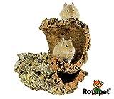Rodipet® Korktunnel Größe M - Länge ca. 20 cm