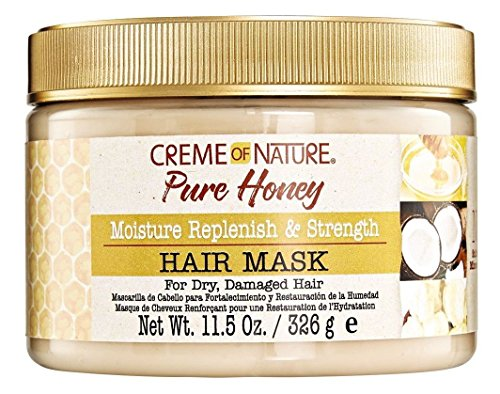 Creme Of Nature, soin du poil et du Cuir chevelu (Pure Honey) ? 326 G.
