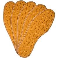 Atmungsaktives absorbierendes Schweiß-Deodorant-starke warme Schuhe Winter-Einlegesohlen - 5 Paare, B preisvergleich bei billige-tabletten.eu
