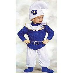 Ciao 14705 - Baby Folletto, 2-3 Anni, Azzurro/Bianco
