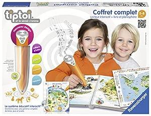 Ravensburger tiptoi 00 782 0 Preescolar Niño/niña Juego Educativo - Juegos educativos, Preescolar, Niño/niña, 5 año(s), 8 año(s), Atlas