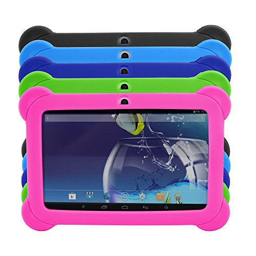 YUNTAB-7-inch-Quad-Core-Tablet-PC-512MB-RAM-8GB-HDD-HD-display-1024600-Google-Android-44-WIFI-USB-Allwinner-A33-CPU-with-Dual-Camera-Google-Play-Pre-loaded-External-3G3D-Game-bluetooth-Kids-Tablet-wit