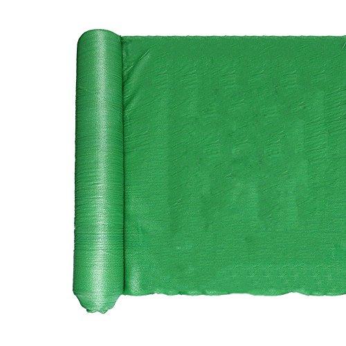HUO Filet D'ombrage Bleu Net Sûr Formant L'échafaudage De Débris Filet Fin De Protection D'usine De Maille (Couleur : Green, Taille : 2 * 10m)