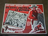 Original Mexican Lobby Card North West Mounted Police Gary Cooper Madeleine C...