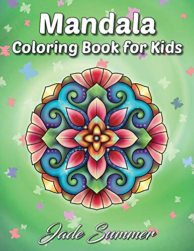 Mandala Coloring Book A Kids With Fun Easy And Relaxing Mandalas For Boys Girls Beginners By Jade Summer Read Online