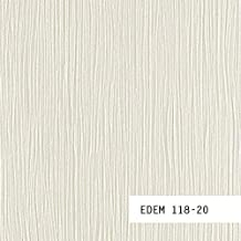 MUESTRA de papel pintado EDEM serie 118 | unicolor a rayas y efecto perla, 118-XX:S-118-20