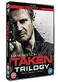 Taken/Taken 2/Taken 3 [DVD] - Liam Neeso...