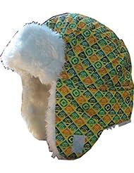 Minions 2200000392 - Gorro ruso para niños, multicolor, talla única