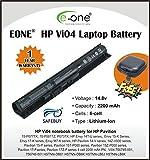 SAFEBUY replacment Battery for HP KI04 Notebook Battery for HP Pavilion 15-AB032TX, 15-AB027TX, 15-AB028TX, 15-AB029TX, 15-AB030TX, 15-AB035TX, 15-AB035AX Laptop Battery