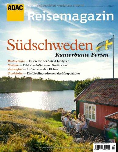 ADAC Reisemagazin Südschweden: Alle Infos bei Amazon