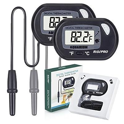 RISEPRO Aquarium Thermometer