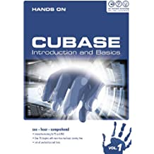Hands on Cubase Vol.1 (englische Version)-Introduction and Basics