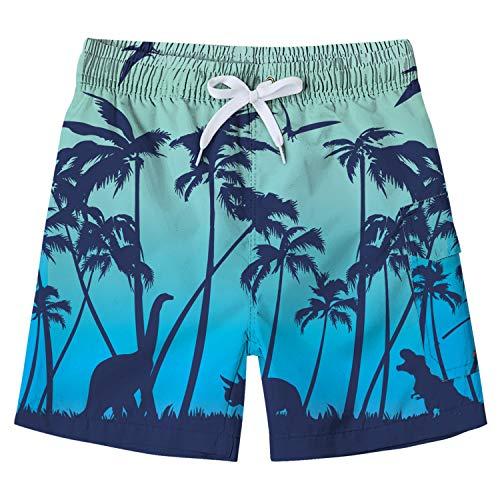 Fanient Pantaloncini da Surf da Uomo Pantaloni da Spiaggia Estivi con Stampa Ananas 3D Pantaloncini con Coulisse