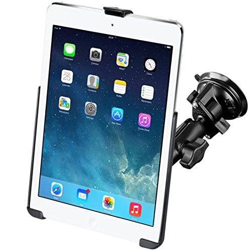 Saugnapfhalterung RAM RAM-b-166-ap20u kompatibel mit Apple Mini iPad 4 (Ipad Mini Halterung Ram)