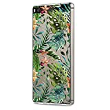 Huawei P8/ P8 Lite 2015 Hülle Ultra Slim TPU Silikonhülle Hülle Croazhi Anti-Scratch Bumper Soft Skin Hülle Resistant Schutzhülle Hülle Voller Flexible Hülle (2, Huawei P8)