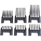 Moser Wahl Ermila - Juego de peines para cortadora de pelo (6 unidades, 3-25 mm)