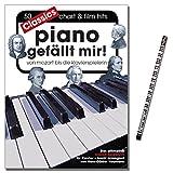 Piano Gefällt Mir! Classics - Hans Günter Heumann - arrangiert für Klavier mit PIano Bleistift [Noten / Sheetmusic]